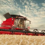 Moissonneuse-batteuse Axial-Flow de Case-IH
