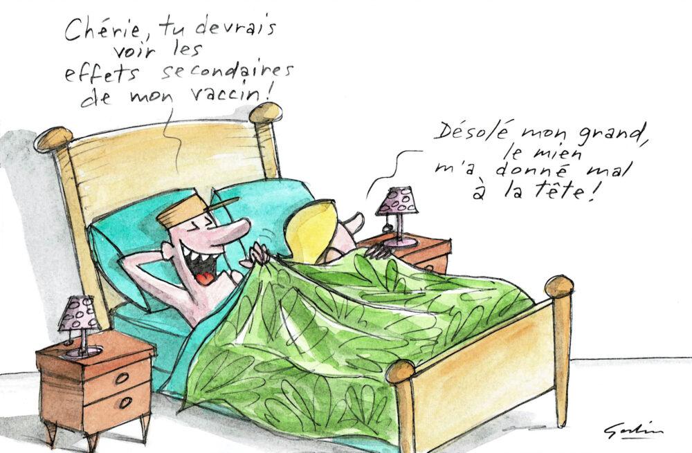 Vaccin : effets indésirables vs désirables
